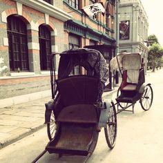 Taxi Shanghai 1920