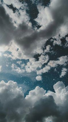 Clouds #IphoneBackgrounds