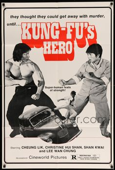 eMoviePoster.com Image For: 2m254 LOT OF 55 FOLDED KUNG FU ONE-SHEETS '60s-80s great images from martial arts movies!
