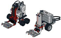 forklift CityCAMP Mindstorms EV3