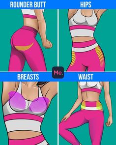 Abs Workout Routines, Workout Videos, Fun Workouts, Workout Motivation, Health Motivation, Fitness Herausforderungen, Fitness Workout For Women, Health Fitness, Physical Fitness