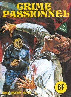 Histoires Noires n°20, Elvifrance en 1980.