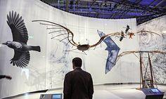 Scientific Genius of Leonardo da Vinci Celebrated in New Exhibition | theguardian.com