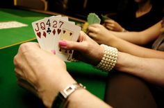 Ladies Poker Night at Napoleons Casino & Restaurant, Hull