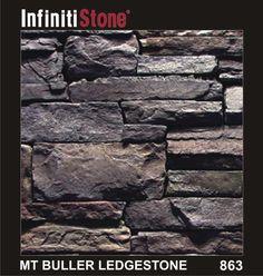 Mt Buller Ledgestone Stone Walls, Retaining Walls, Building Materials, Firewood, Basement, Houses, Interior, Inspiration, Construction Materials