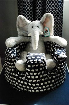 Love the Elephant Bumbo Cover!