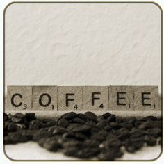 Coffee Coaster by Crystalphotography on Etsy