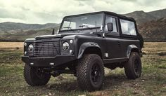 Icon 4x4 - Land Rover Defender D90