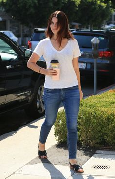 Lana in West Hollywood, Los Angeles