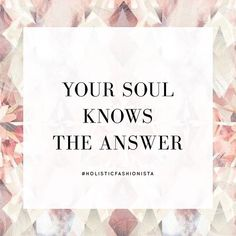 Do you ever see signs like 11:11 222 333 or words or pictures or just know something intuitively!? A lot of the time those signs are really just your soul reminding you of what you already know to be true. As humans we just greatly need confirmation. We need permission to feel as if. We need to be reminded that we arent crazy and that our soul is the true inner guidance system.  If you want something and your soul KNOWS its the right path give yourself permission to receive it. Dont make up…