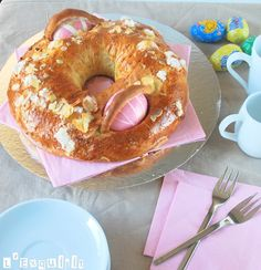 Typical Catalan Easter bread