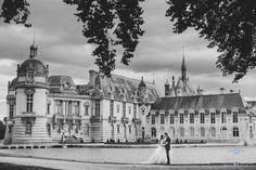 Photos de mariage au Château de Chantilly dans l'Oise en France.  French wedding photographer at Chantilly Castle  #château #chantilly #mariage #photos #wedding #castle #afterday #photographe #french #France #photographer #photography #love #couple #stephanejoly