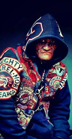 Mighty Mongrel Mob New Zealand