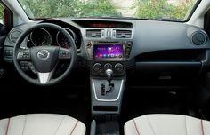 Detailed instructions of 2009-2012 Mazda PREMACY Radio installation