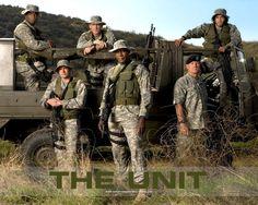 더 유닛 시즌 1 (The Unit season 1, 2006) – CBS
