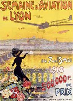 Vintage plane posters vintage aviation art framed airplane posters wings pinterest - Vintage lyon lounge ...