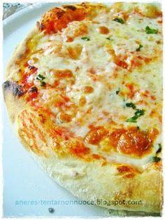 Pizza Recipes, Cooking Recipes, Focaccia Pizza, Pizza Rustica, Pizza Wraps, Pizza Express, Tapas, Empanadas, Quiches
