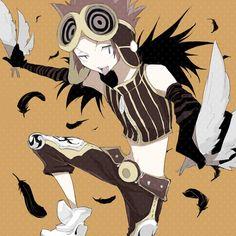 Tags: Anime, Pixiv, Bakuman。, Niizuma Eiji, Crow (Bakuman)