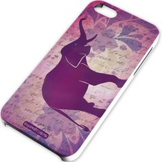 Inspired Cases Purple Elephant Case for iPhone 5 & 5s - Animals - Collections - Category Inspired Cases