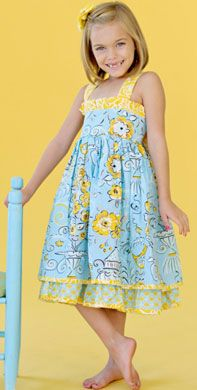 Jelly the Pug Poem Sassy Dress  like the fabrics/colors