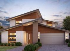 Regent Homes Dream House Exterior, Exterior House Colors, Exterior Design, Cladding Design, Exterior Cladding, House Roof, Facade House, Modern House Plans, Modern House Design