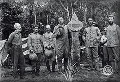 Expedição Roosevelt-Rondon em 1914 - Rio da Dúvida