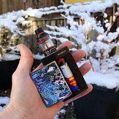 VOOPOO TOO Box Mod Cigarettes Électroniques, Vape Juice, Blackberry, Vape Products, Box, Lighter, Products, Blackberries, Boxes