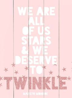 Another great find on 'We Deserve to Twinkle' Wood Wood Wall Art by ArteHouse Wood Wall Decor, Wood Wall Art, Wall Décor, Everything Pink, Joss And Main, Twinkle Twinkle, Pretty In Pink, Perfect Pink, Inspire Me