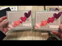 How to create an adorable uplifting, quick card with Watercolor Pencils - YouTube