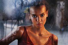 Liya Kebede for 2013 Pirelli Calendar | by Steve McCurry