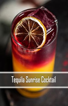 Tequila Sunrise Cocktail – cuisine recipes Source by urlilfishy Tequila Mixed Drinks, Best Mixed Drinks, Sunrise Cocktail, Tequila Sunrise, Cocktail Recipes, Cocktail Ideas, Drink Recipes, Dessert Recipes, Desserts