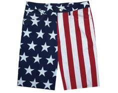 Loudmouth Stars & Stripes Short