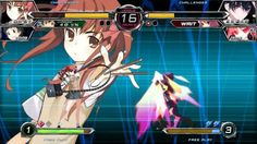 Although the original version of the game just released in North America earlier this week by Sega, the enhanced Dengeki Bunko: Fighting Climax Ignition