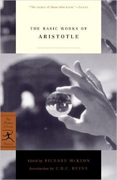 The Basic Works of Aristotle (Modern Library Classics): Aristotle, Richard McKeon: 9780375757990: Amazon.com: Books