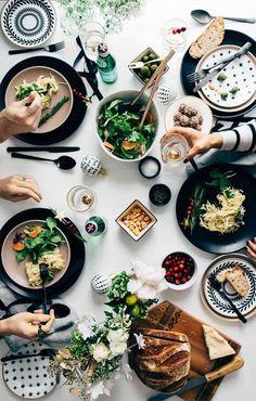 ギャザリングが欧米パーティースタイルのトレンド・料理のアイデアまとめ - macaroni