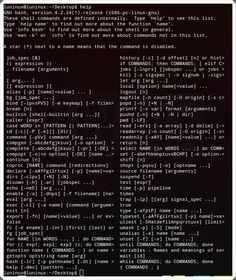 29 Linux Commands You Must Know - Hongkiat
