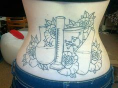 1000 images about science tattoos on pinterest for Ink lab tattoo