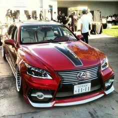 Lexus Custom~ Lexus Ls 460, Thing 1, Lexus Cars, Hot Cars, Sporty, Club, Luxury, Vehicles, Autos