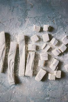 Earl Grey Marshmallows, Seeded Toffee Bark, Maple Granola