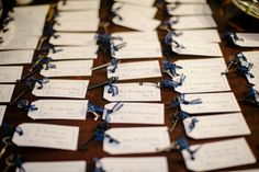 modern jewish wedding seating cards  www.themodernjewishwedding.com