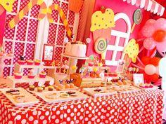 Birthday Party Themes, Birthday Cake, Minnie Mouse Theme Party, Birthday Cakes, Cake Birthday