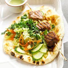 Pork-Wasabi Tacos