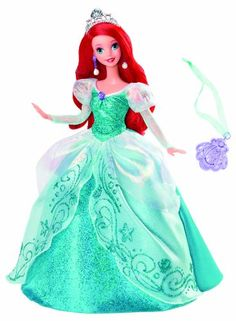 Disney Princess Holiday Princess Ariel Dolls, buy baby dolls for girls Disney Barbie Dolls, Ariel Doll, Mattel Dolls, Dolls Dolls, Baby Dolls, Princess Toys, Disney Princess Dolls, Ariel Disney, Princess Photo