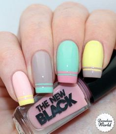 85+ Best Spring Nails Design Ideas & Trends 2016/17