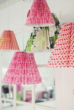 paper lamp shades