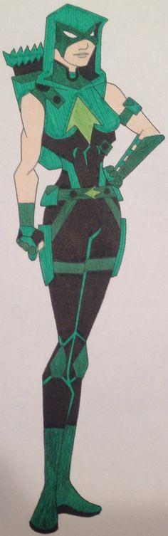 Artemis Redesign by on DeviantArt Artemis Crock, Young Justice, Teen Titans, Justice League, Deviantart, Fictional Characters, Fandom, Comics, Fantasy Characters