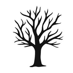 Our tattoos last 1-2 weeks and fade as your skin naturally regenerates. Painless and easy to apply. Delivered to your doorstep. Tree Stencil, Stencils, Stencil Decor, Tree Templates, Inkbox Tattoo, Giving Up Smoking, Tree Svg, Semi Permanent Tattoo, Bare Tree