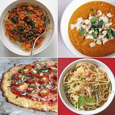 38 Fresh, Filling Comfort Meals Under 500 Calories via PopSugar #healthy #cleaneating