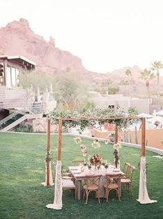 Image result for desert weddings