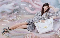 Mulberry Advertising campaign 2013